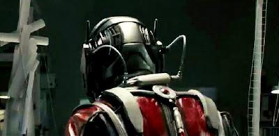 Ant-Man în filmul test pentru Marvel