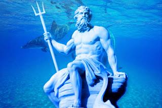 Poseidón, el Dios del Mar