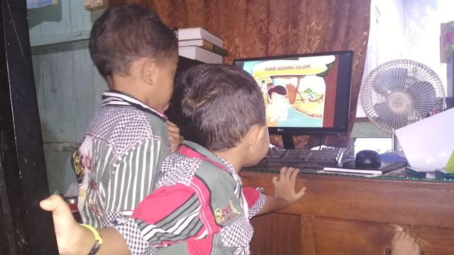 jual flashdisk video edukasi anak muslim
