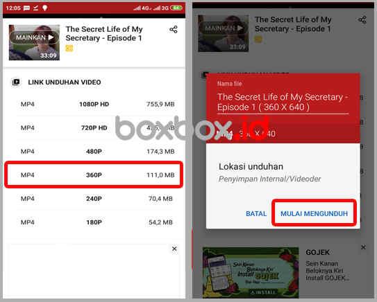 Cara Download Film di Viu Beserta Subtitle Indonesia | boxbox id