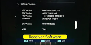 Leg N24 Pro 1506t Hd Receiver New Software 29 December 2020