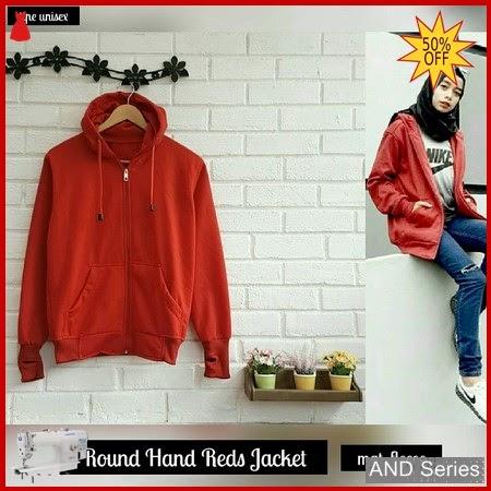 AND069 Jaket Wanita Jacket Roundhand Murah BMGShop