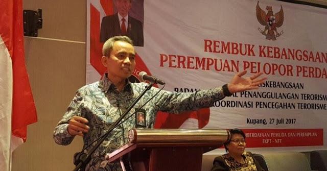 BNPT: Ada Kelompok Gunakan Pengajian untuk Sebar Paham Rad1kal