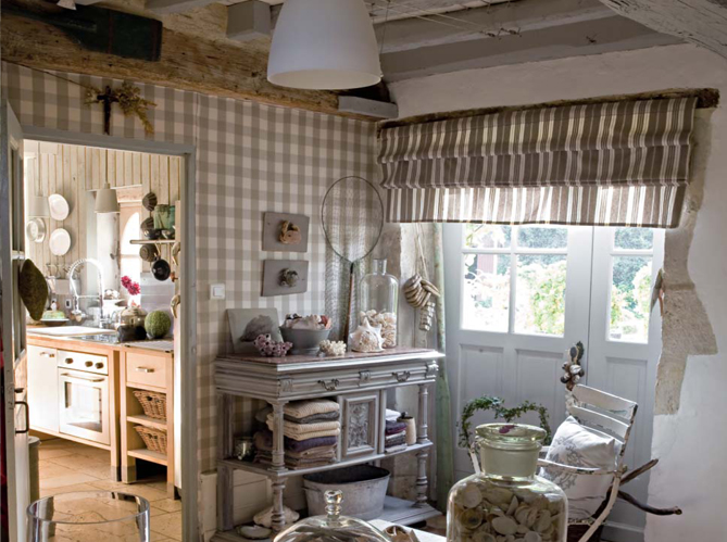 New Home Interior Design Old Country House in France