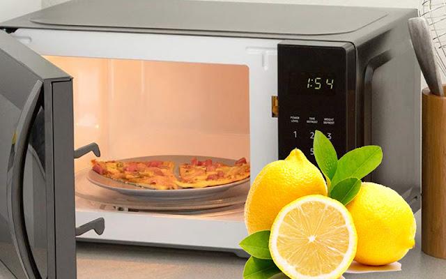 tips dan cara cuci microwave tahun 2020