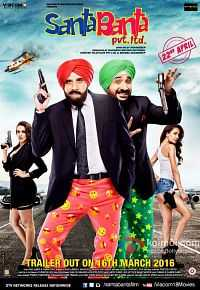 Santa Banta (2016) Hindi download 300mb