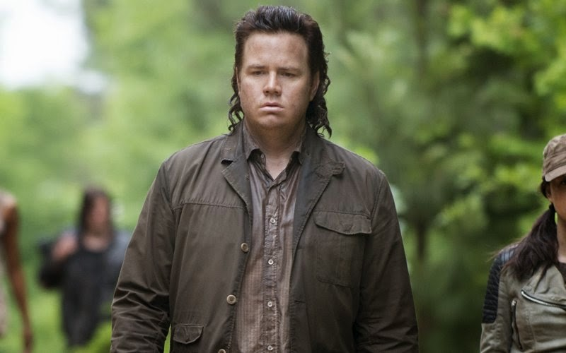Eugene The Walking Dead AMC Self Help