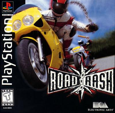 تحميل لعبة road rash