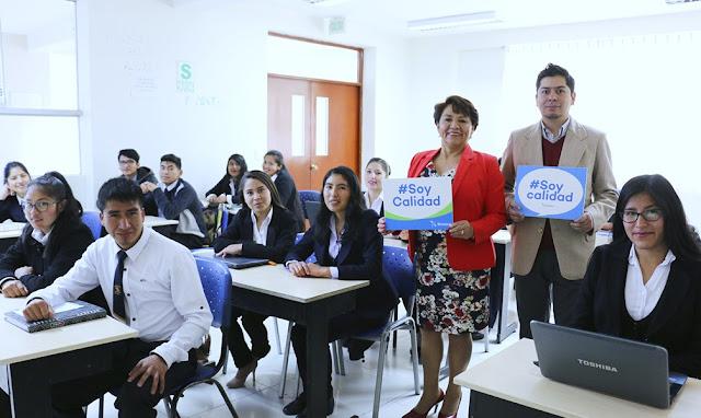 Cusco: Sepa por qué tres carreras del instituto khipu lograron su acreditación