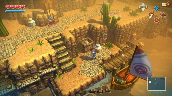 تحميل لعبة Oceanhorn: Monster of Uncharted Seas كاملة
