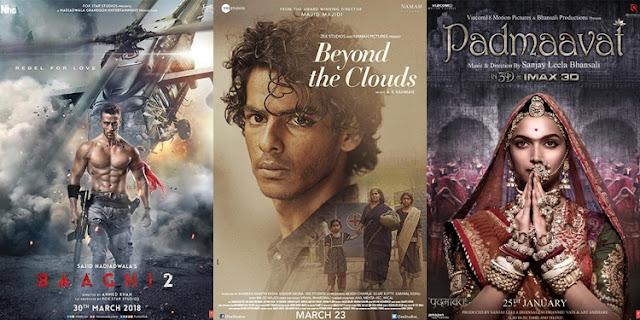 Rekomendasi Film Bollywood Terbaru 2018