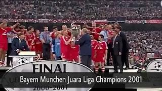 final liga champions tahun 2001