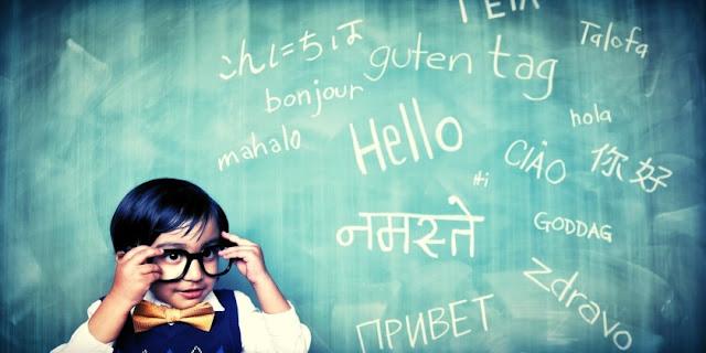 Οι πολλές ξένες γλώσσες ακονίζουν το μυαλό.