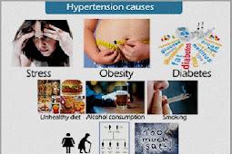 Penyebab Hipertensi, Kenali Dan Hindarilah