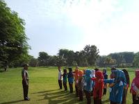 Koramil 08/RP Beri Materi PBB Kepada peserta Sekolah Guru Indonesia