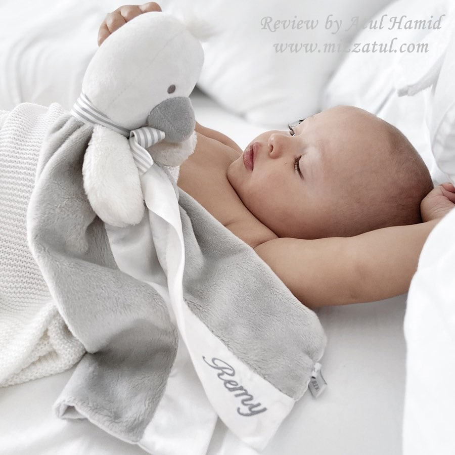 Soother Buddy Security Blanket