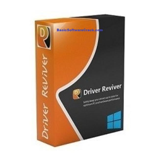 ReviverSoft Driver Reviver v5.39.1.8 + Crack  Free Download