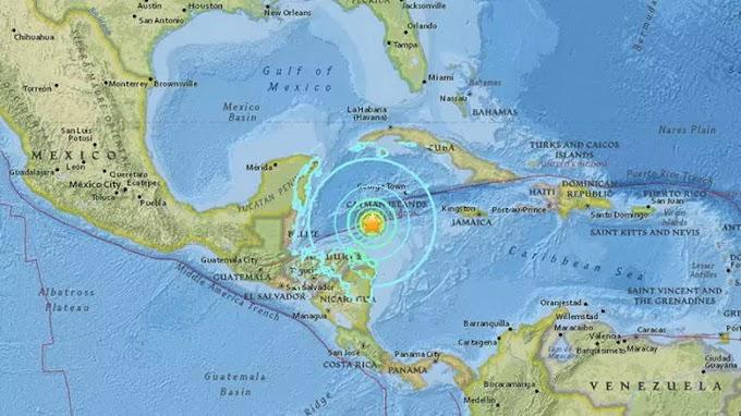 Προειδοποίηση για τσουνάμι, μετά τον σεισμό 7,2 Ρίχτερ στην Τζαμάικα