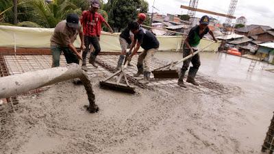 Jasa Gelar Beton Per Meter Jakarta