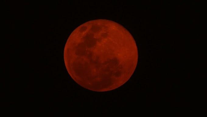 Espectáculo cósmico en camino: eclipse total con una superluna