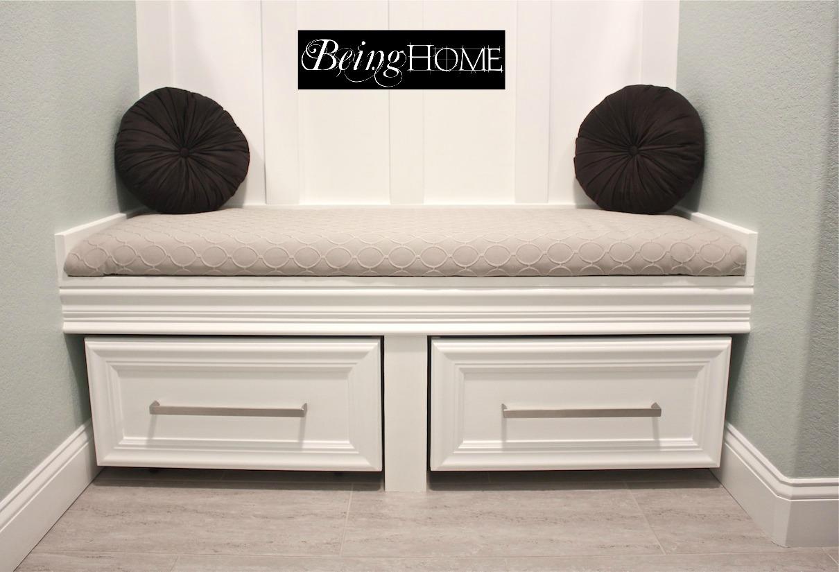 reincarnated rolling shoe storage get home decorating. Black Bedroom Furniture Sets. Home Design Ideas