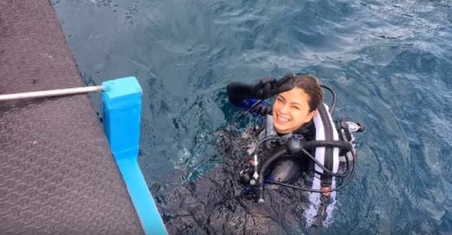 Angel Locsin Shared Her Hiking And Scuba Diving Experience After Recovering From Her Spine Condition!