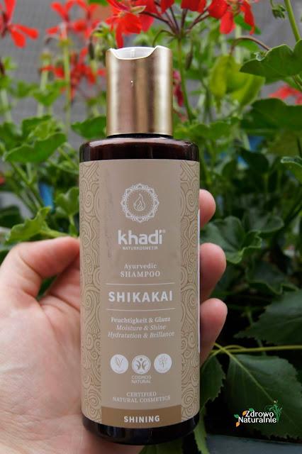 KHADI - Ajurwedyjski szampon z Shikakai