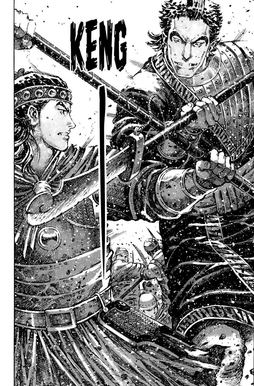 Hỏa phụng liêu nguyên Chương 421: Bộ bộ kinh tâm [Remake] trang 8