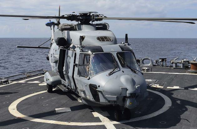 NH90 NFH specs