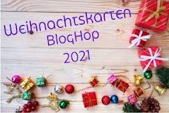 Weihnachtskarten BlogHop bei Elfi