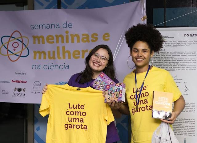 I Semana de Meninas e Mulheres na Ciência