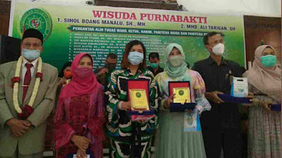 Wakil Ketua Medan Abdul Aziz Dipromosikan Jadi Ketua PN Palembang