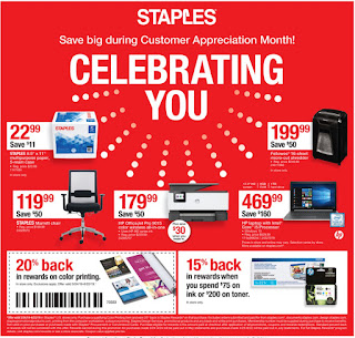 Staples Weekly Ad Preview May 5 - 11, 2019