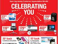Staples Weekly Ad Preview October 13 - 19, 2019