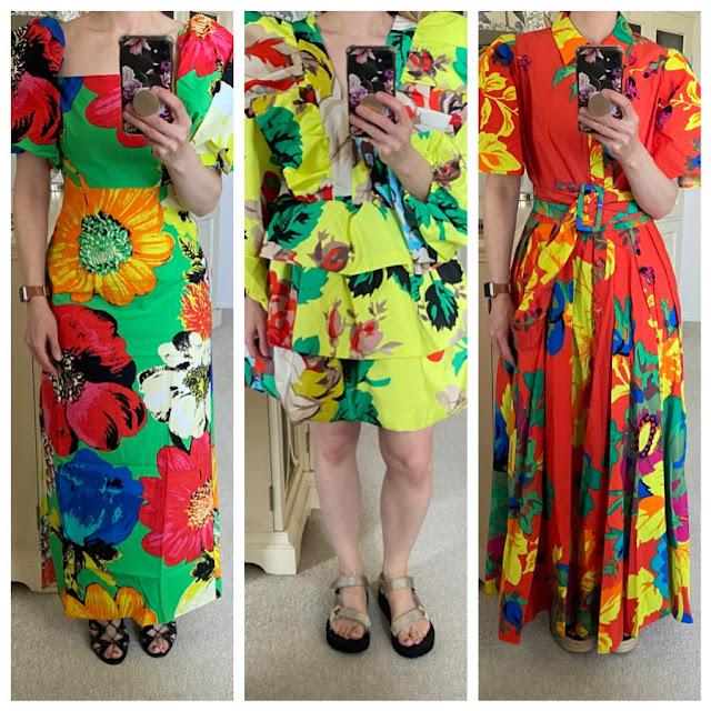 christopher john rogers for target floral dress
