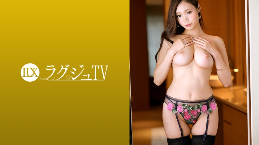 259LUXU-1205 LuxuTV 1193 Beauty busty producer who can not control the overflowing sexual desire again appears! While swaying over the big cock and stimulating the part that feels waist by itself, while shaking the beautiful big tits, it is disturbed many times with medium cum!