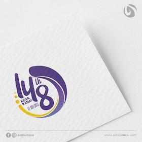 Desain Logo HUT Kota Ranai