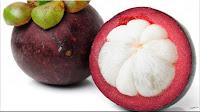 gambar buah manggis, bahasa arab manggis