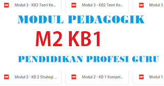 Modul 2 KB 1 Kompetensi Guru