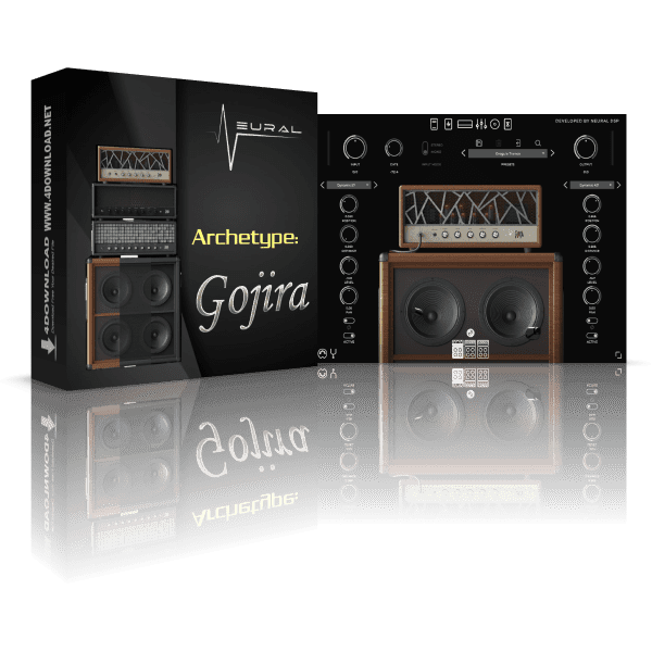 Neural DSP Archetype Gojira v1.0.0 Full version