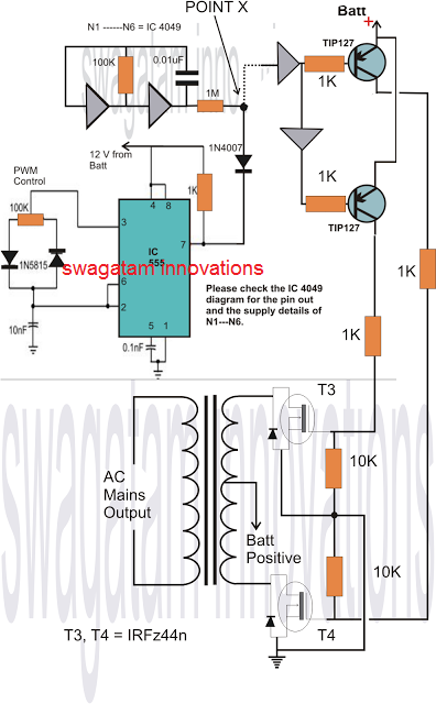 homemade 2000 va power inverter process flow diagram simple 2kva inverter circuit