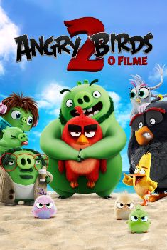 Angry Birds 2: O Filme Torrent – BluRay 720p/1080p/4K Dual Áudio<