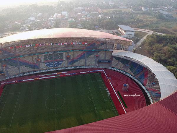Rasanya nonton pertandingan Sepak bola Asian Games 2018