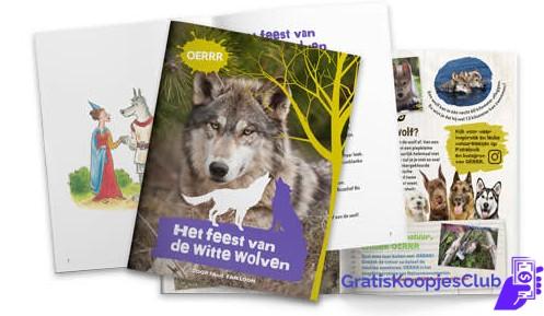 Gratis Wolvenboekje Van OERR