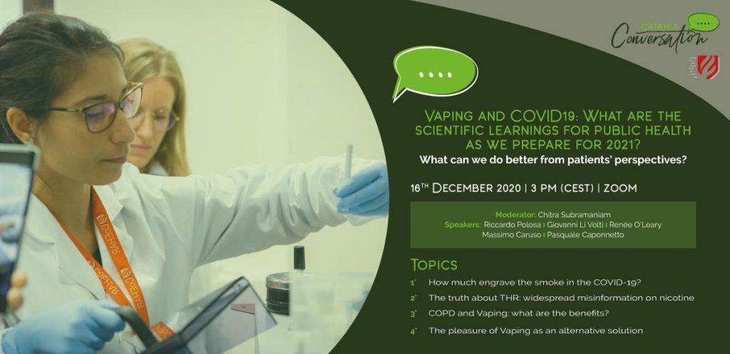 sigaretta elettronica e covid-19