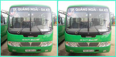 Phương tiện xe Bus