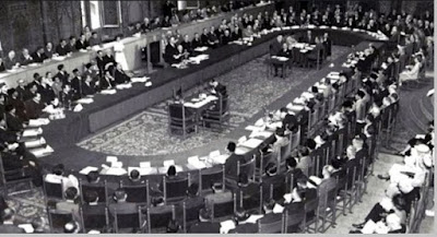 Peristiwa perundingan Konferensi Meja Bundar