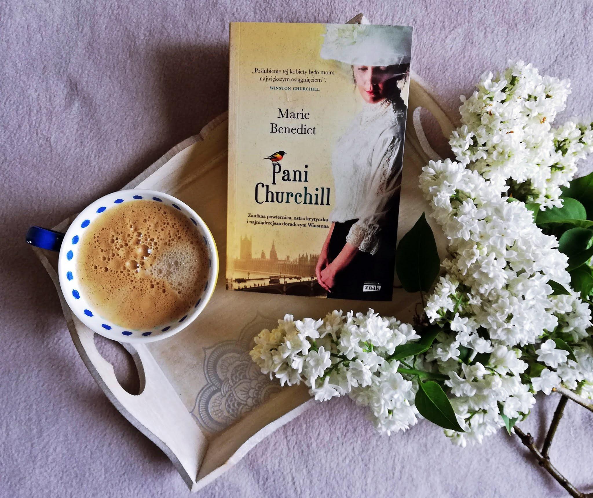 "Poznajcie ""Pani Churchill"" Marie Benedict"