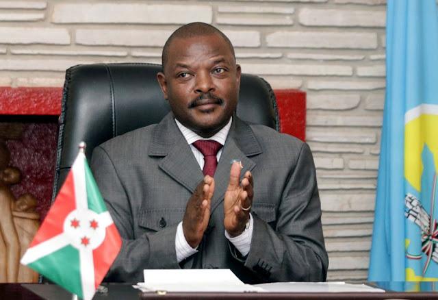 Rais wa Burundi, Pierre Nkurunziza (55) amefariki Dunia