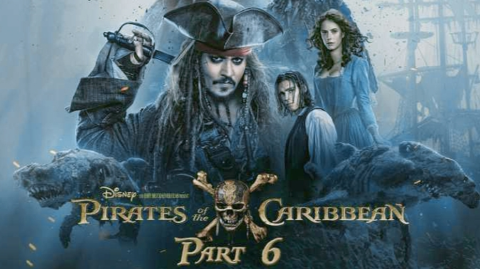 Pirates of the Caribbean 6 Hollywood Hindi Dubbed Full Movie HD 2020